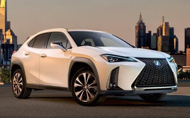 Lexus UX 200 2019 року