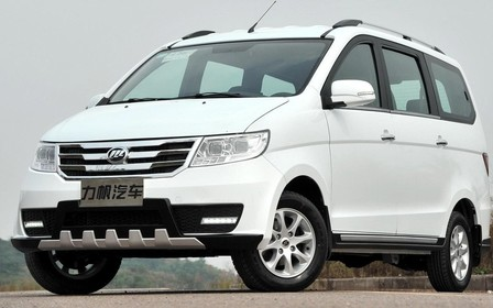 Lifan представил на внутреннем рынке доступный минивэн
