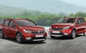 Лимитированные версии Techroad на бестселлеры Renault