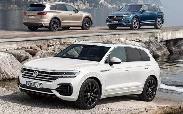 Лімітована цінова пропозиція на Новий VW Touareg.