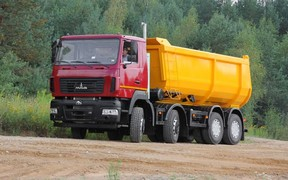 Лише до 28 лютого!На вантажні та спеціальні автомобілі МАЗ ціни знижено до 330 000 грн.