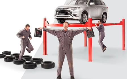 Літо в нормі - твій Mitsubishi у формі