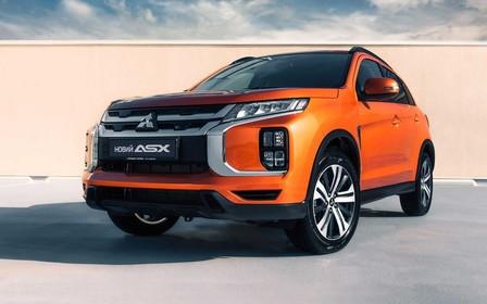 Літо з Mitsubishi: купуй ASX з вигодою до 65 000 грн*
