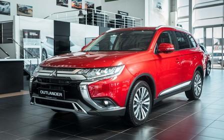 Літо з Mitsubishi: купуй Outlander з вигодою до 175 000 грн*