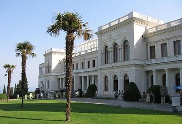 Ливадийский дворец отремонтируют за 30 млн. грн