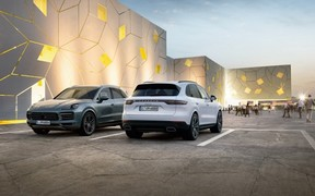 Лізингова програма для Porsche Cayenne 2018 року виробництва