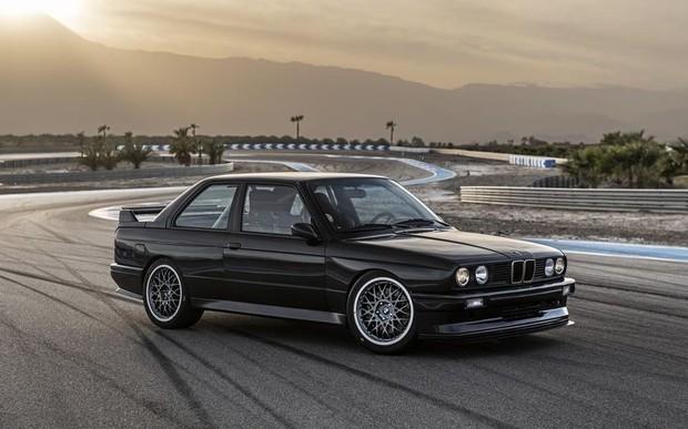 Лучше, чем с завода. BMW M3 E30 вернули былой лоск