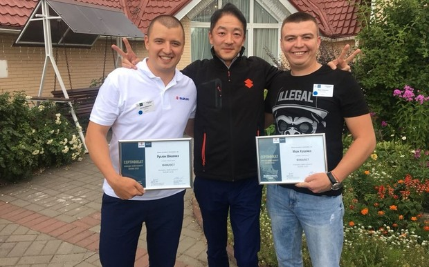 Лучшие сервисные центры Сузуки в Украине
