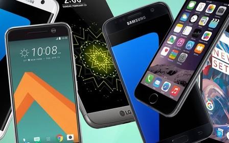 Лучшие смартфоны на системе Android 2016 года