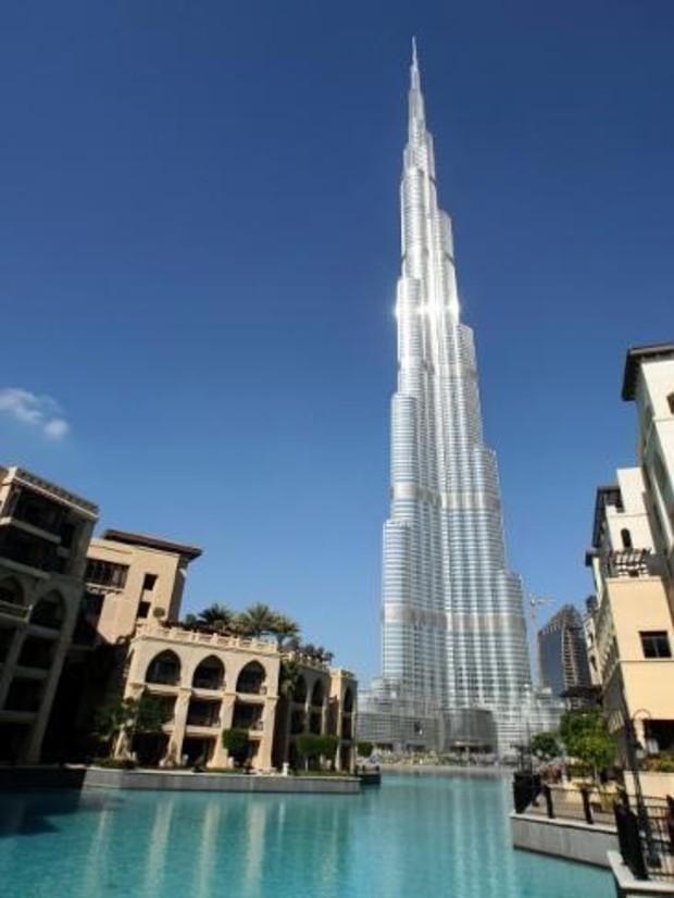 Лучший небоскреб в мире – дубайский Burj Khalifa