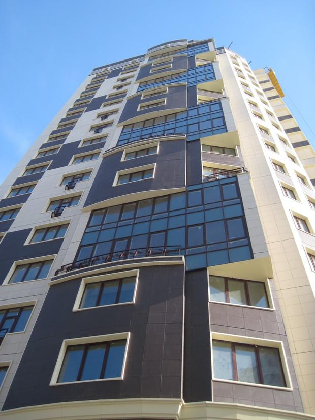 Лучший жилой комплекс Киева «Престиж Холл» введен в эксплуатацию!