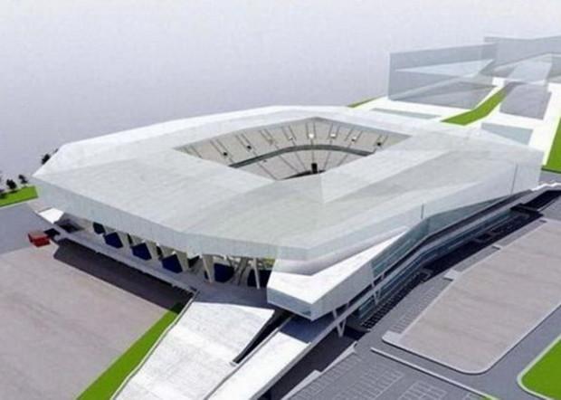 Львовский стадион обрел фундамент