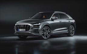 Максимальная мощность: Audi SQ8 TDI