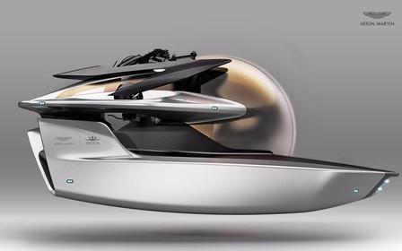 Максимальная скорость 6,5 км/час: новый Aston Martin за $3,5 млн.