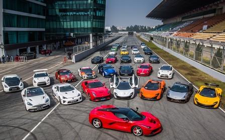 Maserati, Bentley, Ferrari и другие премиальные марки могут покинуть российский рынок