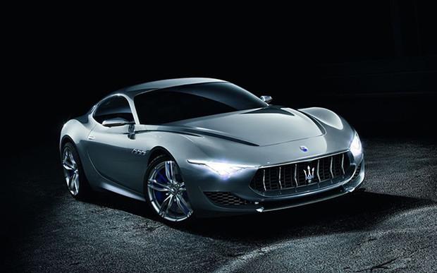 Maserati электрифицирует весь модельный ряд