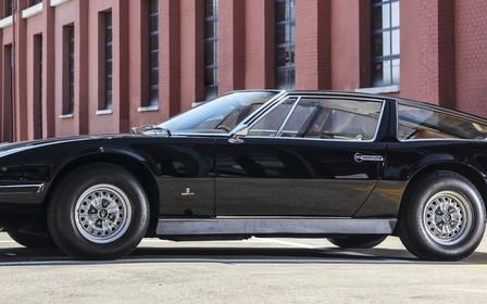 Maserati святкує 50-річний ювілей випуску першого купе Indy