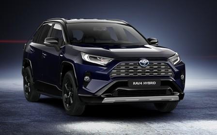 Машина-мечта — Тойота RAV4 Hybrid 5-го поколения