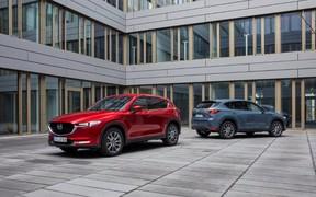 Mazda CX-5 следующего поколения получит новый мотор, кузов и...ноль! Что-то еще?