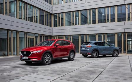 Mazda CX-5 наступного покоління отримає новий мотор, кузов і... нуль! Щось іще?