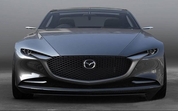 Mazda оголосила про створення нових моделей із рядними «шістками»