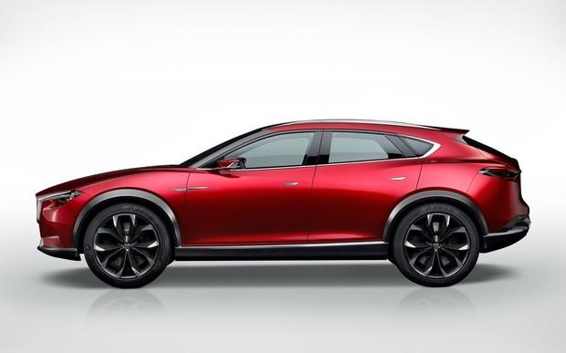 Mazda покажет в Женеве свою новую модель