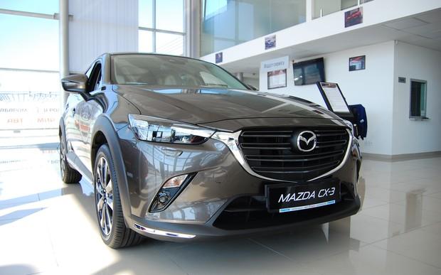 «Mazda продовжує святковий сезон!»