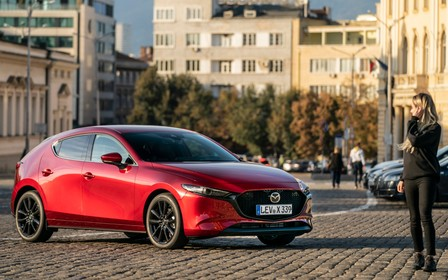 Mazda3 таки матиме турбомотор... Але не стане MPS?