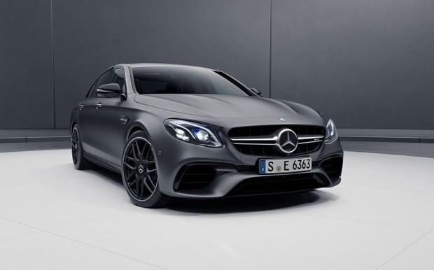 Mercedes-AMG E 63 S 4Matic Edition1
