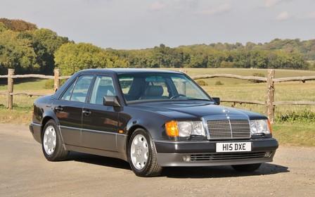 Mercedes-Benz 500Е. Сколько за «Волчка»?