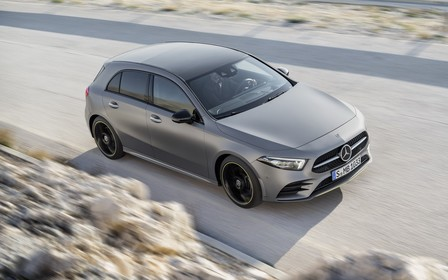 Mercedes-Benz A-класса заставит всех разинуть рты