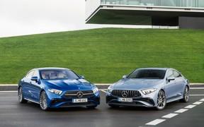 Mercedes-Benz CLS получил украинский ценник. Потянем?