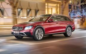 Mercedes-Benz E-класса All Terrain: Нам любые дороги дороги.