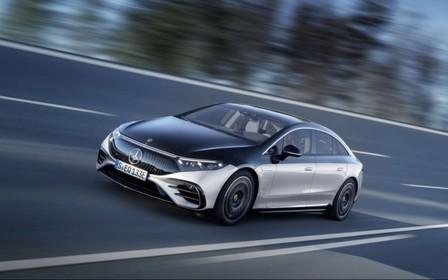 Mercedes-Benz EQS став новим електричним флагманом бренду