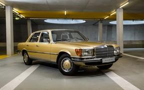 Mercedes-Benz распродает классические модели