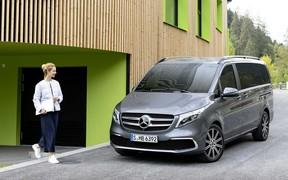 Mercedes-Benz V-Class обновился и получил ценник