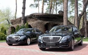 Mercedes с привкусом Maybach. В Киеве презентовали «самый-самый» S-Class