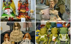 Международный салон авторской куклы и Тедди «Модна Лялька»
