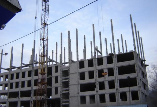 Минрегионстрой подсчитал недостроенное жилье Украины