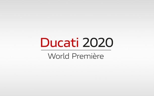 Мировая премьера новинок Ducati 2020