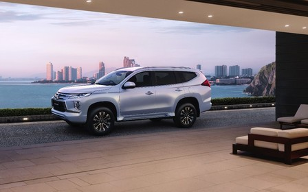 Мировая премьера нового Mitsubishi Pajero Sport в Таиланде