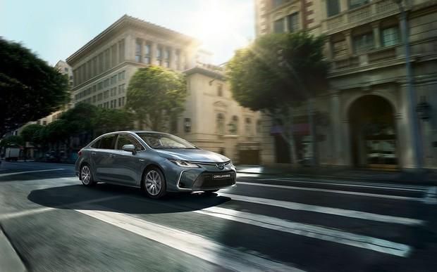 Мировой лидер автопрома представил новую модель Toyota Corolla. Встречайте в Украине