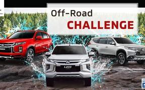 Mitsubishi Off-Road Challenge в «НИКО Диамант»