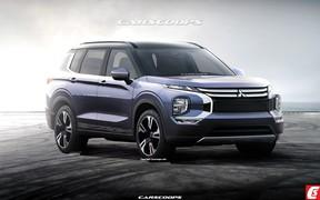 Mitsubishi Outlander нового поколения. Каким он будет?