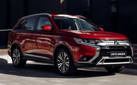 Mitsubishi Outlander за ціною від 599 000 грн*