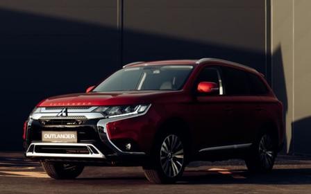 Mitsubishi Outlander за ціною від 629 000 грн