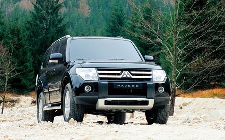Mitsubishi Pajero — только б/у! Внедорожник снимают с производства. А замена будет?