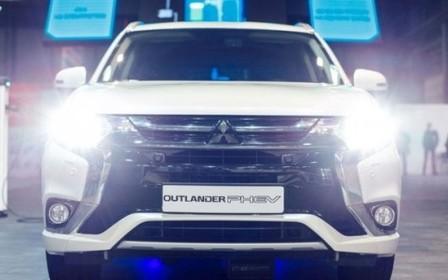 Mitsubishi приняла участие в выставке Plug-In UkraineMitsubishi приняла участие в выставке Plug-In Ukraine