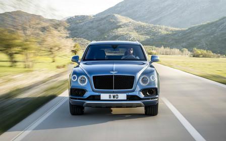 Младший брат: Bentley готовит компактный вариант внедорожника Bentayga