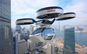 Мне бы в небо: В Женеве показали летающий автомобиль